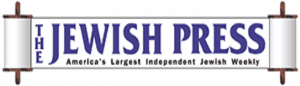 The Jewish Press Logo
