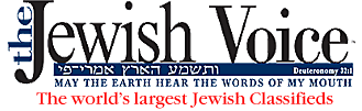 the Jewish Voice logo