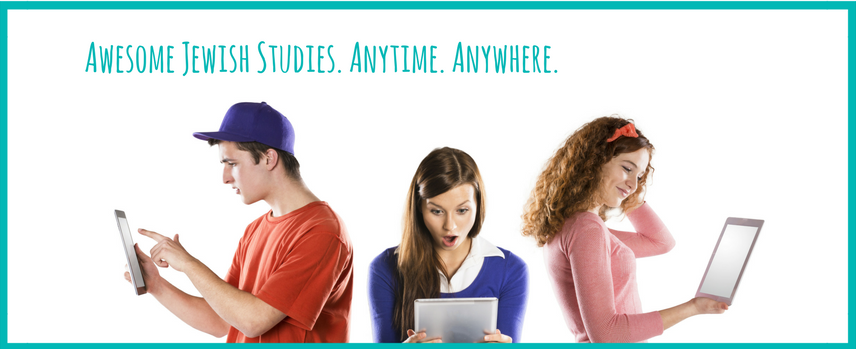 Awesome Jewish Studies. Anywhere. Anytime